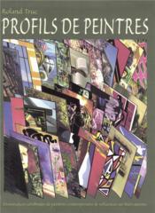 Profils de peintres - Couverture - Format classique