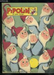 Pipolin Les Gaies Images N° 35 Aout 1960. Pipolin Et Les Animaux Fantastiques. - Couverture - Format classique