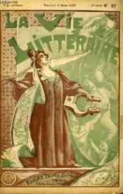 Le Pelerin Silencieux. La Vie Litteraire. - Couverture - Format classique