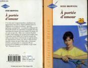 A Portee D'Amour - Single Female (Reluctantly) Seeks... - Couverture - Format classique