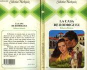 La Casa De Rodriguez - The Black Invader - Couverture - Format classique