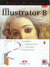 Studio Graphique Illustrator 8 - Intérieur - Format classique