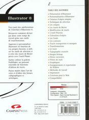 Studio Graphique Illustrator 8 - 4ème de couverture - Format classique