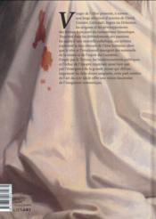 Visages de l'effroi ; violence et fantastique de David à Delacroix - 4ème de couverture - Format classique