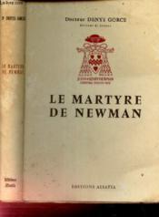 Le Martyre De Newman - Couverture - Format classique