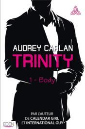 Trinity t.1 - Couverture - Format classique