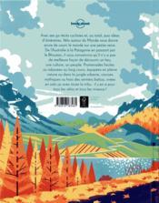 Vélo autour du monde (2e édition) - 4ème de couverture - Format classique