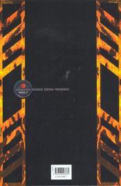 Ghost In The Shell T.3 - 4ème de couverture - Format classique