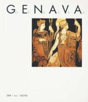 Genava 2000 - Couverture - Format classique
