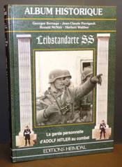 Leibstandarte la garde d'hitler - Couverture - Format classique