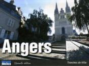 Angers - Couverture - Format classique