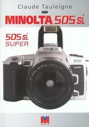 Minolta 505si et 505si super - Intérieur - Format classique