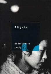 Aligato - Couverture - Format classique