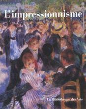 L'impressionnisme - Intérieur - Format classique