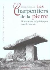 Les Charpentiers De La Pierre - Couverture - Format classique