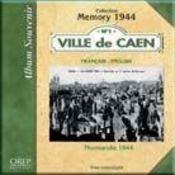Ville de Caen - Intérieur - Format classique