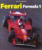 Ferrari Formula 1 - Intérieur - Format classique