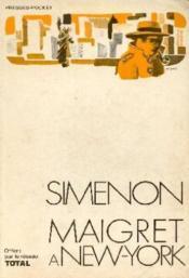 Maigret à New-York - Couverture - Format classique