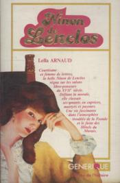 Collection Intimite De Lhistoire. Ninon De Lenclos. - Couverture - Format classique