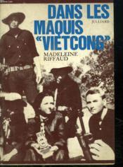 Dans Les Maquis Vietcong. - Couverture - Format classique