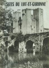 Sites Du Lot-Et-Garonne - Couverture - Format classique