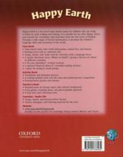 Happy earth class book 1 - 4ème de couverture - Format classique