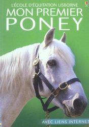 Mon Premier Poney - Intérieur - Format classique