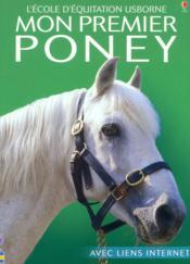Mon Premier Poney - Couverture - Format classique