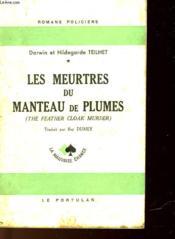 Les Meurtres Du Manteau De Plumes - The Feather Cloak Murders - Couverture - Format classique