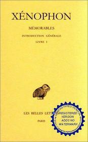 Memorables t1 introduction/l1 - Intérieur - Format classique