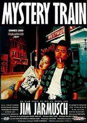 Mystery Train - Couverture - Format classique