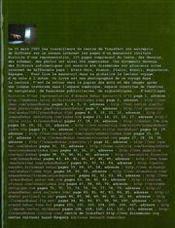Histoire D'Une Representation - Couverture - Format classique