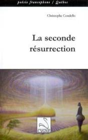La seconde resurrection - Couverture - Format classique