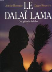 Le Dalai Lama - Couverture - Format classique