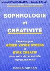 Sophrologie et créativite - Couverture - Format classique