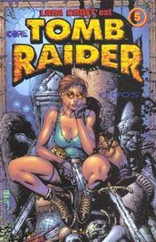 Tomb Raider T.5 - Intérieur - Format classique