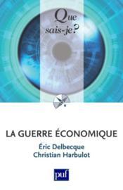 La guerre économique - Couverture - Format classique