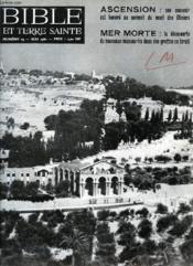 Bible Et Terre Sainte, N° 29, Mai 1960 - Couverture - Format classique