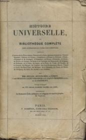 Histoire D Allemagne De Prusse D Autriche Et De Suisse Depuis Les Temps Les Plus Recules - Couverture - Format classique