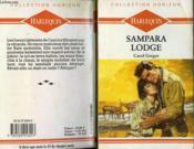 Sampara Lodge - The Trusting Heart - Couverture - Format classique