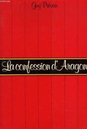 La Confession D'Aragon - Couverture - Format classique