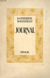 Journal Precede D'Une Introduction Par John Middleton Murry - Couverture - Format classique