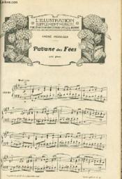 L'ILLUSTRATION SUPPLEMENTAIRE MUSICAL - Publié sous la direction de Gapriel Pierné. Supplément au N° du 5 septembre 1908. Année 1908 - N°4 - Couverture - Format classique
