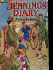 Jennings' Diary - Couverture - Format classique