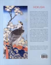 Hokusai - 4ème de couverture - Format classique
