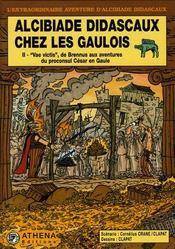 Alcibiade Didascaux chez les Gaulois t.2 ;