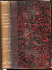 Annales De Philosophie Chretienne - Revue Mensuelle : Tome Xl : Avril-Septembre 1899. - Couverture - Format classique