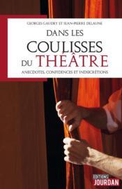 Dans les coulisses du théâtre - Couverture - Format classique