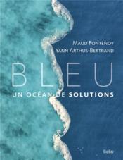 Bleu, un océan de solutions - Couverture - Format classique