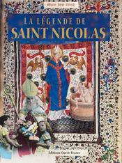 La légende de saint nicolas - Intérieur - Format classique